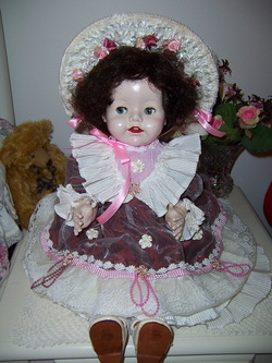 Pedigree 22 Quot Walker Doll P1 1 Dollysisters Down Memory